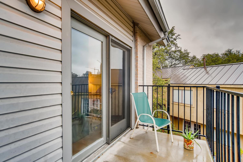 802 S 1st St Unit 205 Austin-large-024-024-Master Bedroom Balcony-1500x1000-72dpi